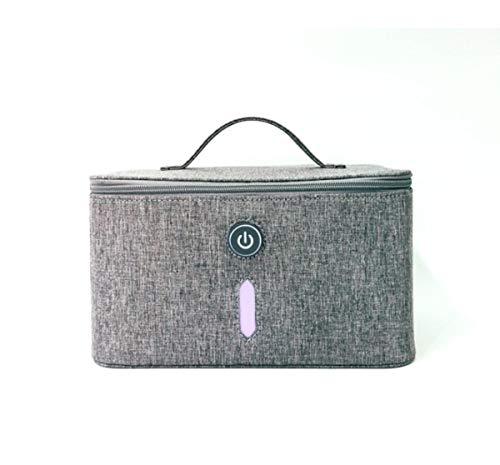 HeuSa Tech Desinfektionsbox UV Desinfektasche Desinfektion Sterilisator Sterilisation Box tragbar 26x21x14cm