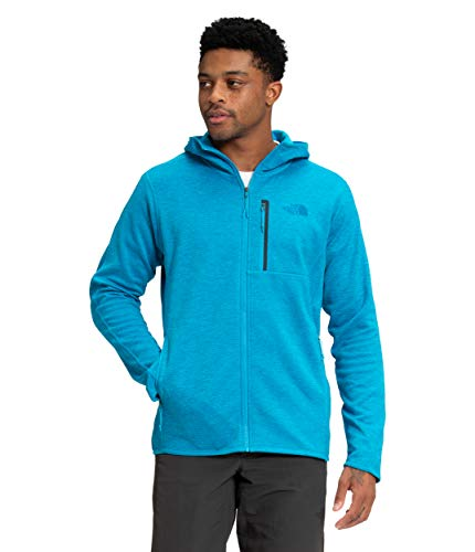The North Face Men's Canyonlands Hoodie, Meridian Blue Heather, M