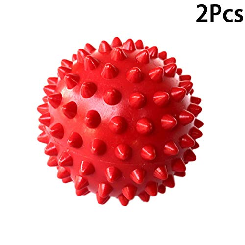 Best Deals! Yoga Ball 6.5Cm, Massage Ball Roller, Relieve Body Pressure Yoga Massage Ball, Exercise ...