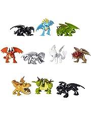 Dragons 6045161 – Movie Line – Mystery Dragons, samlarfigur, draksömmar lätt gjort 3, den hemliga världen