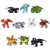 Dragons 3 - 6045161 - Jeu enfant - Figurine à collectionner - Figurine Mystere - Film Dragons 3 Le Monde Caché - Modèle aléatoire