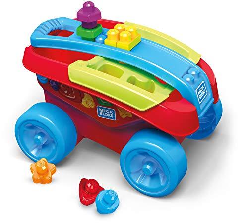 Mega Bloks Carrito Encajabloques juguete