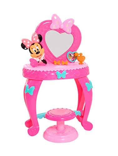 Minnie Happy Helpers Bowdazzing Vanity (Exclusivo de Amazon)
