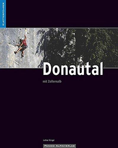 Kletterführer Donautal mit Zollernalb