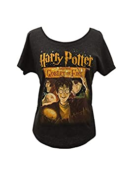 Out of Print Harry Potter and The Goblet of Fire Dolman Shirt Large