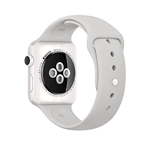 Apple Watch Edition Series 2 38mm White Ceramic Case with Cloud Sport Band