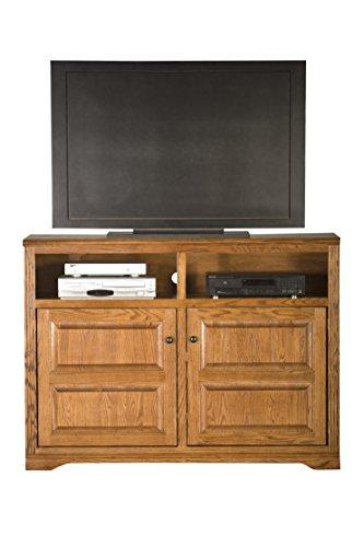 Eagle Oak Ridge Entertainment Console, 55', Medium Oak Finish
