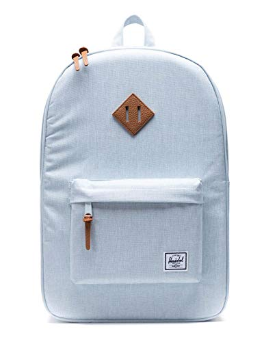 Herschel Heritage Backpack Ballad Blue Pastel Crosshatch