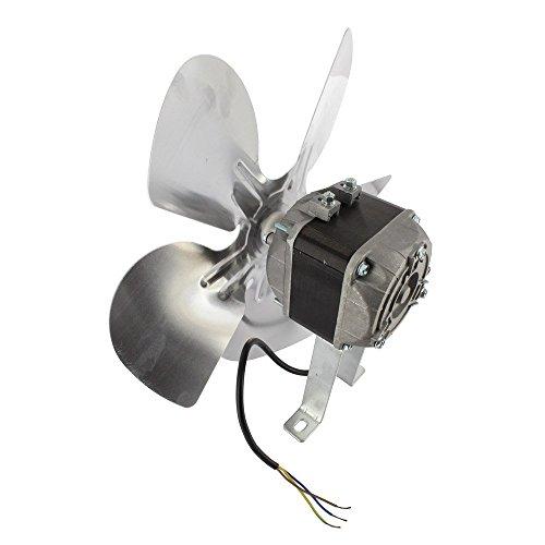 Paxanpax Moteur universel pour ventilateur de réfrigérateur et kit de fixation 25 W
