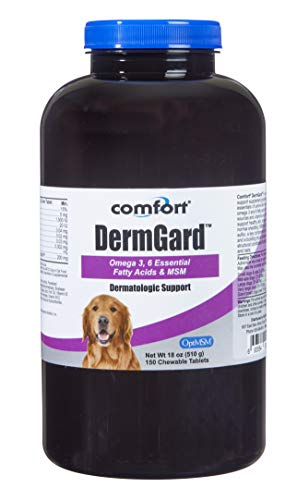 Kala Health Comfort DermGard Skin and Coat Supplement for...