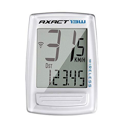 GiANT New Axact 13w Kabellos Radsport Radfahren Fahrrad Smart Gauge Fahrradzubehör Fahrradcomputer Freizeit 410000006 410000007 (Weiß)