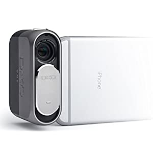 DxO ONE 20.2MP Digital Connected Camera for iPhone and iPad with Wi-Fi (Current Model)