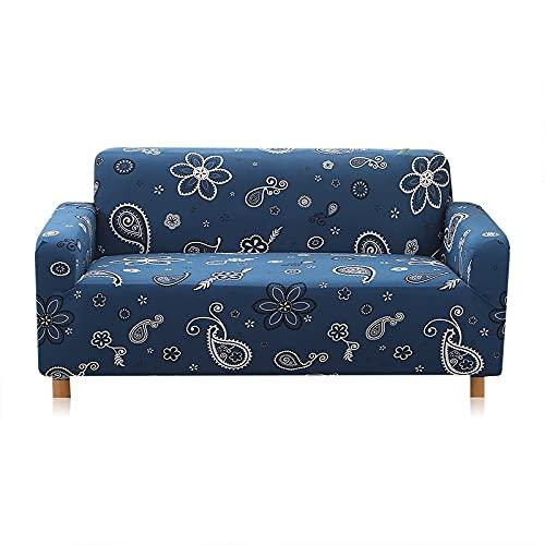 WXQY Funda elástica para sofá Funda para sofá de Sala de Estar Funda para sofá elástica elástica Funda para sillón de Esquina en Forma de L Funda para sofá A1 3 plazas
