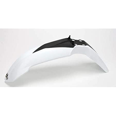 Enduro Rear Fender with Light White UFO KT04027-041