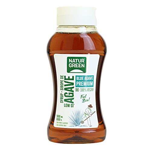 Sirope de Agave Naturgreen 250 ml