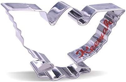 Keewah 4 1 inch American Eagle Cookie Cutter Stainless Steel product image