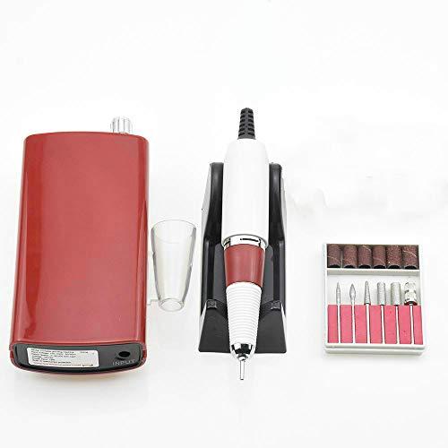 Nagellackierer 18w 30000rpm Elektrische Nagel-maniküre-maschine Set Für Nagel-pediküre-maschine Fingernagel-bohrklinge Fingernagel-zubehör Werkzeuge
