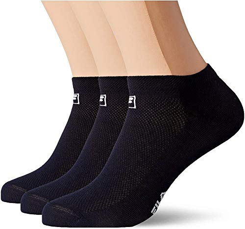 Fila F1735, Socken Uni, blau, 35/38