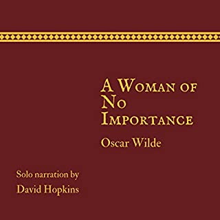 A Woman of No Importance (Director's Playbook Edition) cover art