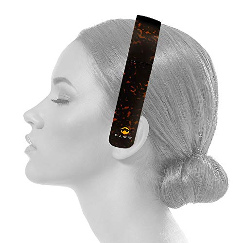 Paww SilkSound Headphones - Stylish Foldable On-Ear Wireless Bluetooth...