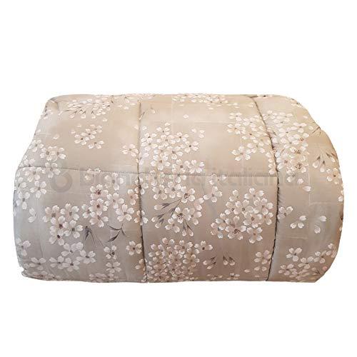 Ropa italiana Fazzini - Colcha para cama de matrimonio Kimono (Rosa 1)