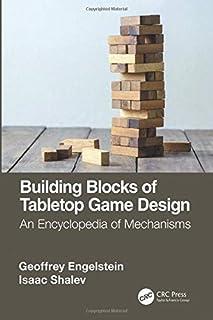 بلوک های ساختمان از طراحی بازی رومیزی: یک دایره المعارف از مکانیسم ها