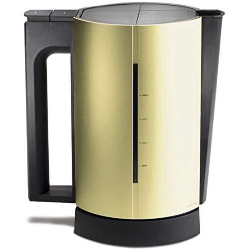 JACOB JENSEN Wasserkocher 32076, 1,2 Liter, mattgold