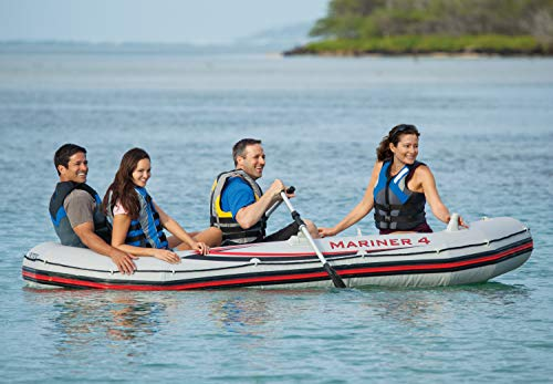 Intex Mariner 4, 4-Person Inflatable Boat