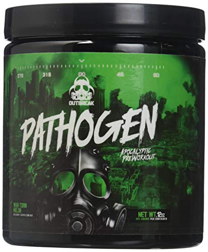 Outbreak Nutrition Pathogen Pre Workout Pulver War-Tor Melon 341g