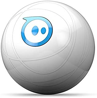 Orbotix S003RW1 Sphero 2.0: The App-Controlled Robot Ball (Packaging May Vary)