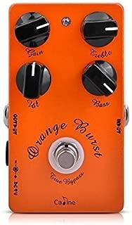 Caline Orange burst Acoustic Guitar Nut (CP-18)