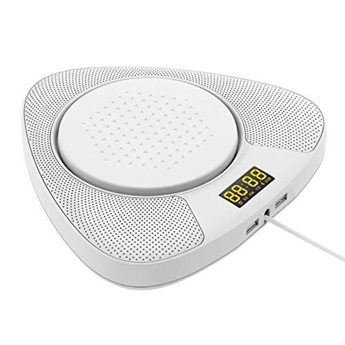 BOBLOV Lettore CD Home Radio Usb a Parete Mp3 Bluetooth Discman Musica Hifi Altoparlante Hi Fi Cdplayer Sacd Boombox Telecomando