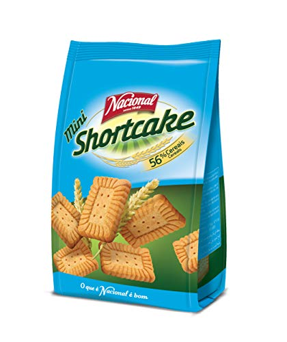 Nacional Desde 1849 Mini Shortcake 120 G, Mantequila