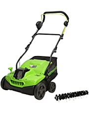 Greenworks Tools 2511507 Scarifier, 40 V