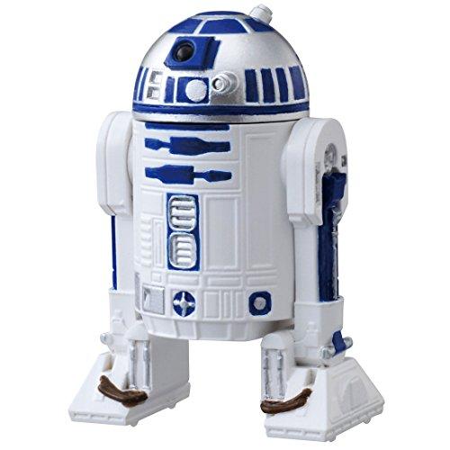メタコレ スター・ウォーズ #11 R2-D2 (スタンディング ポーズ) 高さ約78mm ダイキャスト製 塗装済み 可動フィギュア