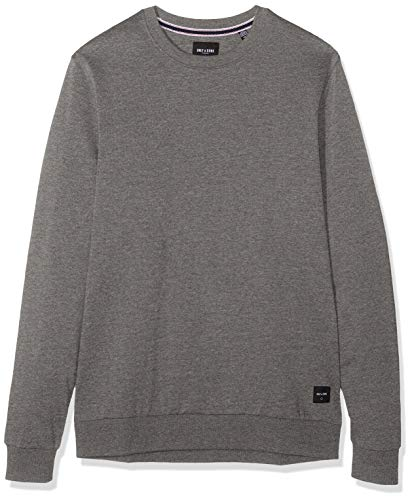 Only & Sons NOS Onswinston Crew Neck Sweat Noos Sudadera, Gris (Medium Grey Melange Medium Grey Melange), X-Large para Hombre