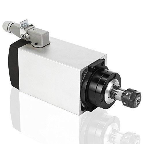 ZauberLu 3,0KW Luftgekühlten Spindelmotor Spindelmotor Für CNC Gravieren Spindel Motor ER20 Air Cooled Spindle Motor