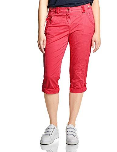 Cecil Damen 372094 New York Hose, neo Coralline red, W29(Herstellergröße:29)