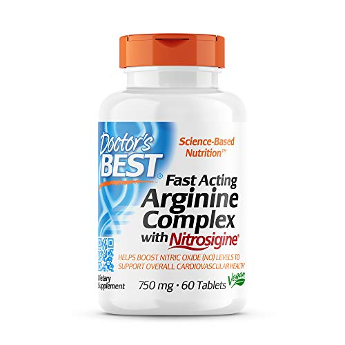 Doctor's Best Fast Acting Arginine Complex...