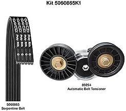 ACDelco 6K1000 Professional V-Ribbed Serpentine Belt