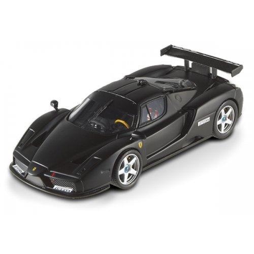 Hotwheels - Elite (Mattel) - X5511 - Véhicule Miniature - Modèle À L'Échelle - Ferrari F 140 Enzo - Test Monza 2003 - Echelle 1/43