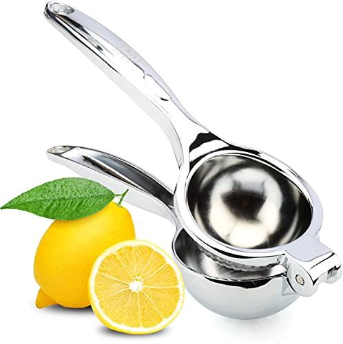 Household Mini Lemon Clip Manual Lemon Squeezer-heavy Duty-juice Extractor Single Press Hand Lime Citrus Fruit Juicer