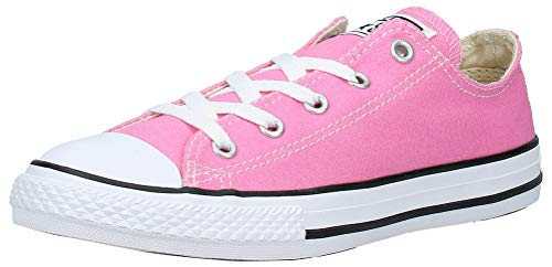Converse Ctas Core Ox, Unisex-Kinder Sneakers, Pink (rose), 27 EU