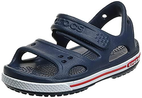 Crocs Crocband II Sandal Kids, Unisex Sandalen, Blau