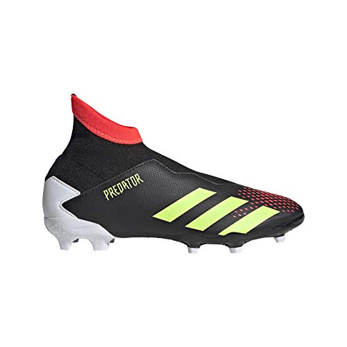 adidas Predator 20.3 Kids Laceless Firm Ground Soccer Cleats (Numeric_6)