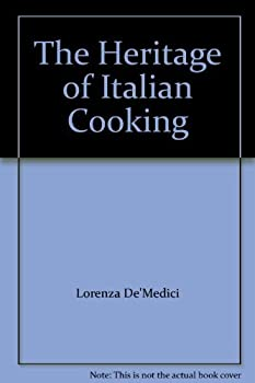 Hardcover The Heritage of Italian Cooking Book