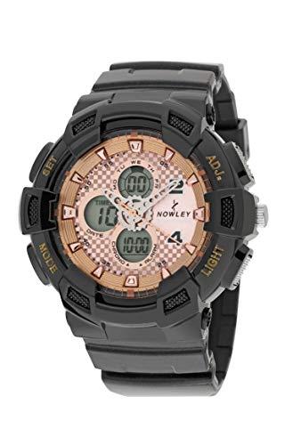 Reloj Nowley Hombre 8-6201-0-2 Analogico Digital