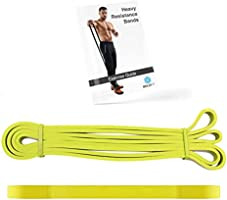 Boldfit Heavy Resistance Band for Exercise & Stretching, Pull Up Bar Suitable in Home & Gym Workout for Men & Women.