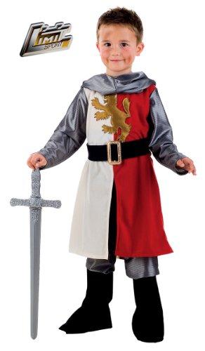 Limit Sport - Disfraz medieval de Cid para niños, talla 6 (MI420)