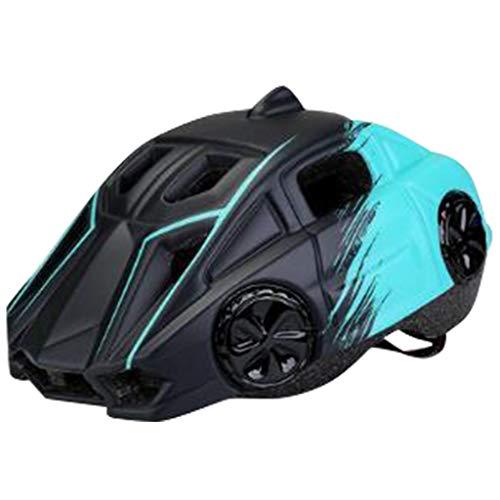 Gogokids Fiets Helmen voor Kinderen - Jongens Meisjes Helm voor Fietsen Rollerblades Skateboard, Buiten Multisporthelmen(5-10 jaar), F